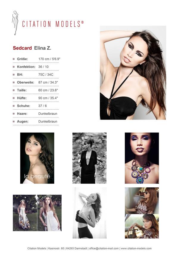 Lina, Workshopmodel, Model, Workshop von Steven Van Veen